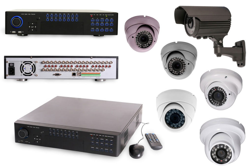 CCTV Surveillance Equipments